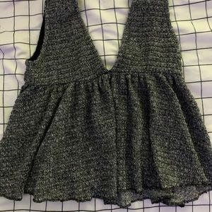 URBAN OUTFITTERS Tank top gray